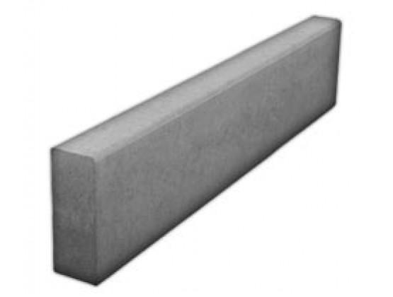 Бордюр бетонный тротуарный