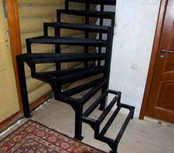 Сварные металические лестницы